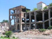 burzenie budynków