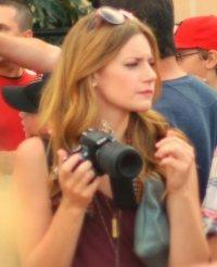fotograf w akcji