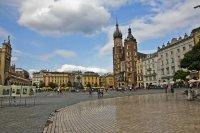 zabytki w Krakowie