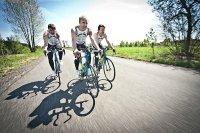 Jazda na rowerach