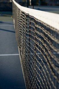 naciąg do siatki tenisowej